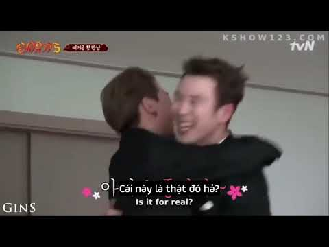 New Journey To The West: P.O And Mino's Friendship #1 [ENG/VIETSUB]