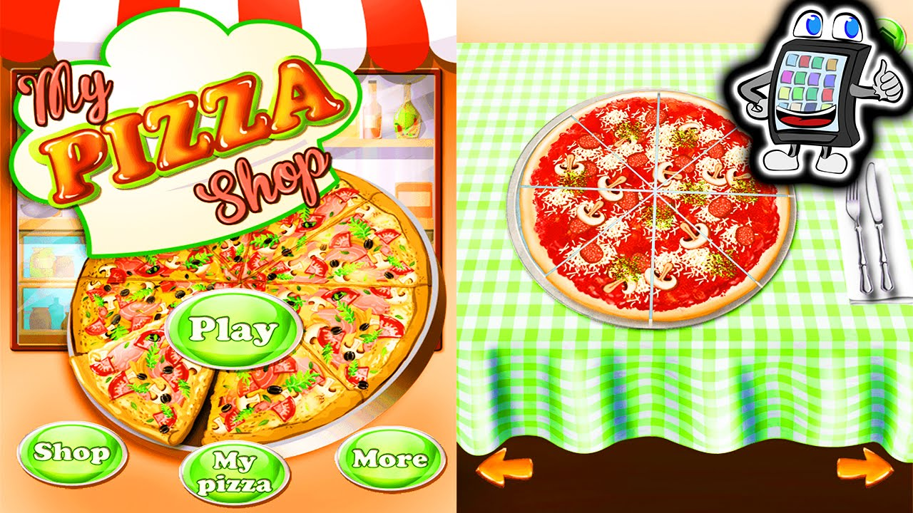 my pizza shop pizza selber machen und lecker belegen apps und games f r ios und android. Black Bedroom Furniture Sets. Home Design Ideas