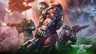 Mercs of Boom Android GamePlay
