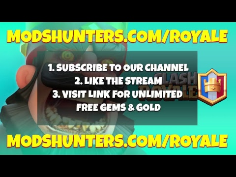 Clash Royale Hack | Free Clash Royale Gems Gold Unlimited | Clash Royale