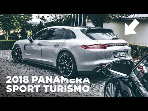Первый УНИВЕРСАЛ от PORSCHE?! Вот почему Panamera Sport Turismo круче «просто» Панамеры! Тест-обзор.