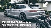 AE: обзор и тест-драйв новой PORSCHE Panamera Turbo 550 сил .
