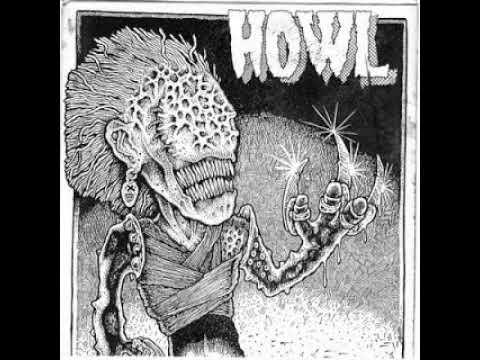 HOWL Fanzine - Vinyl Singles No. 1