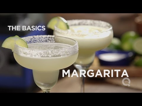 How To Make A Margarita (Classic And Frozen) - The Basics On QVC