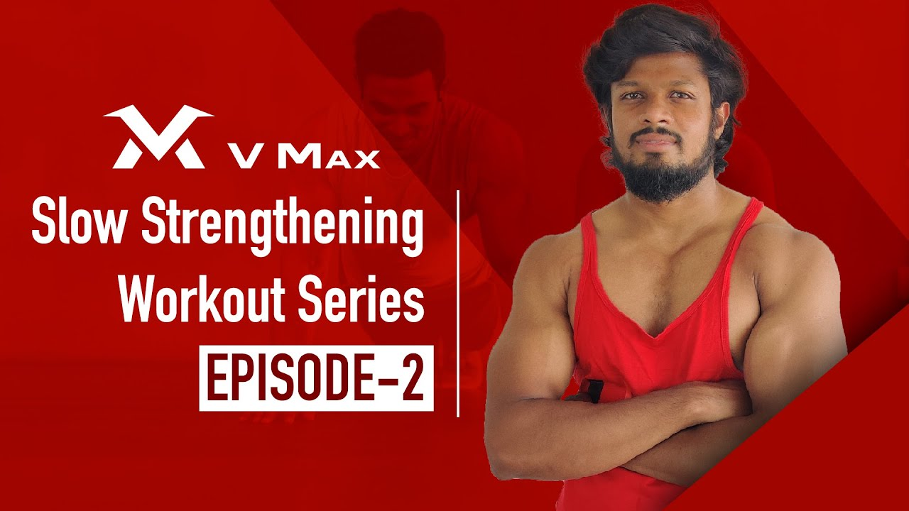Download 2. Slow Strengthening Workout Series - VM SS 2 [ VMax Fitness ]