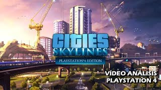 Cities Skylines PS4 Edition  | Análisis GameProTV