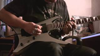 Shred is not dead guitar contest Cyril Lepizzera