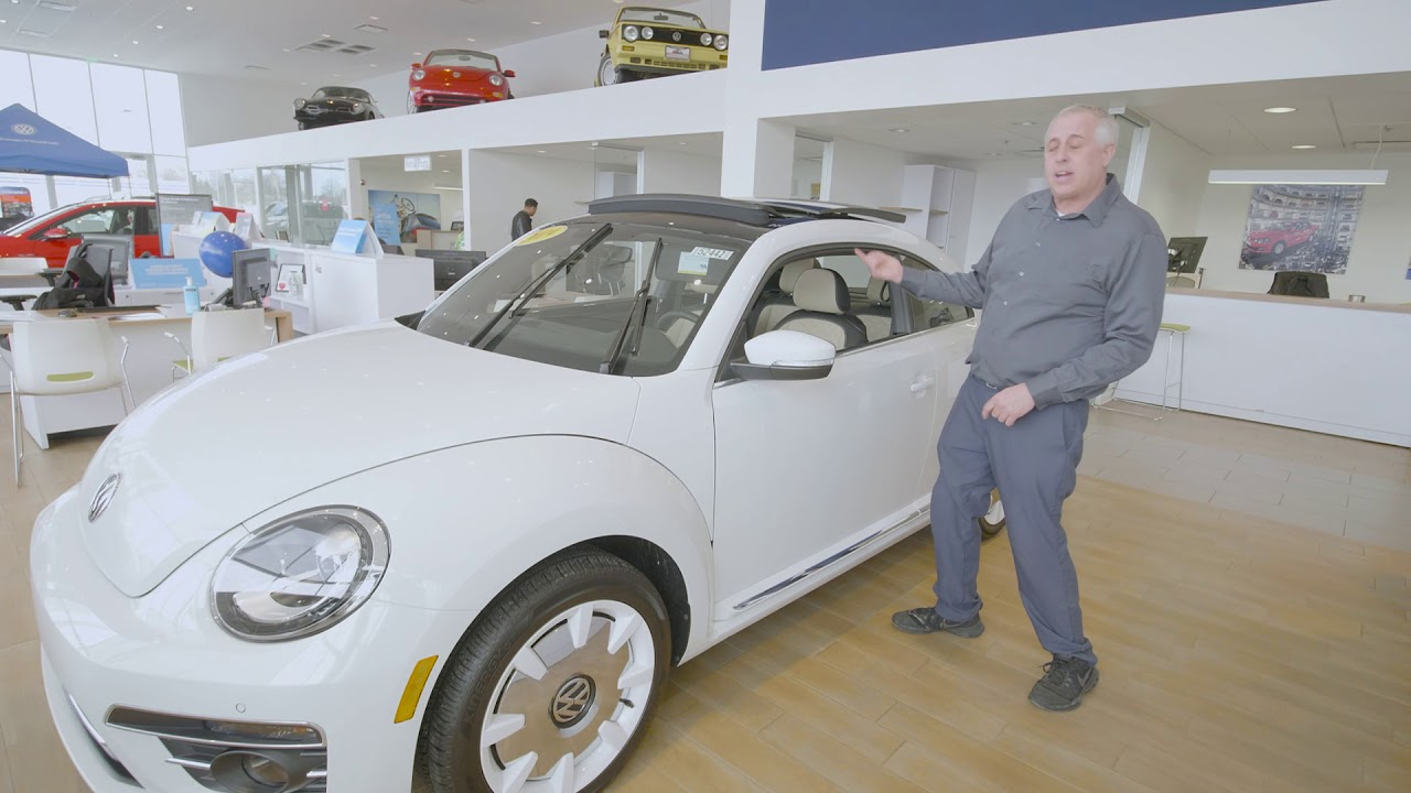 Crystal Lake Vw >> Derek Demonstrates Service Mode At Vw Of Crystal Lake Il