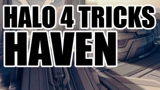 Halo 4 Tricks: Haven Jumps & Angles