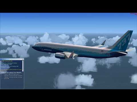 Dublin to LiverPool on a Boeing 737 - S4E18