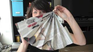 How To Make Accordion Pleats
