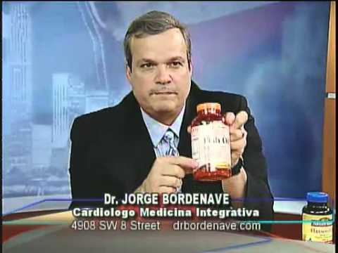 Dr. Bordenave y Su Salud-Show No. 4, Beneficios del Omega 3 (Fish Oil)