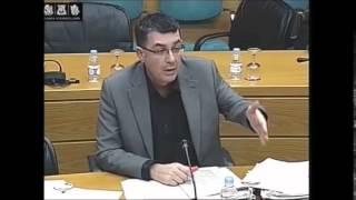 Enric Morera denuncia els incompliments per fer el Tren de la Costa