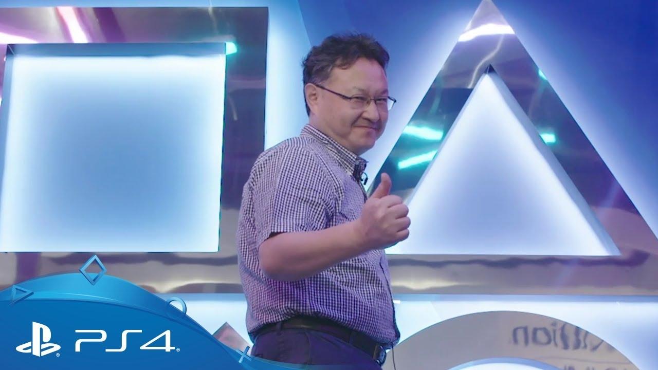 E3 2018   PlayStation Tour with Shuhei Yoshida