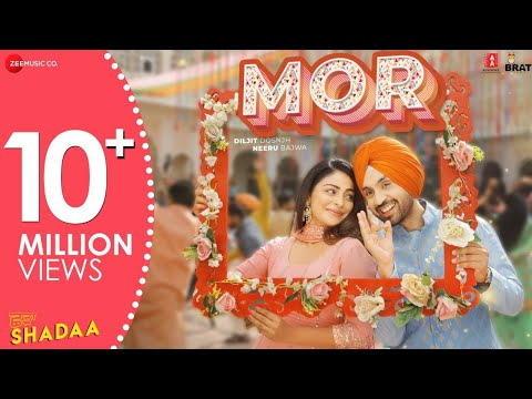 MOR SHADAA Mp3 Song status song download  Diljit Dosanjh - Neeru Bajwa