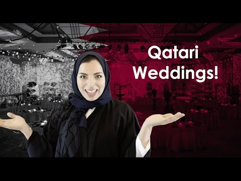 #QTip: The Women's side of Qatari Weddings