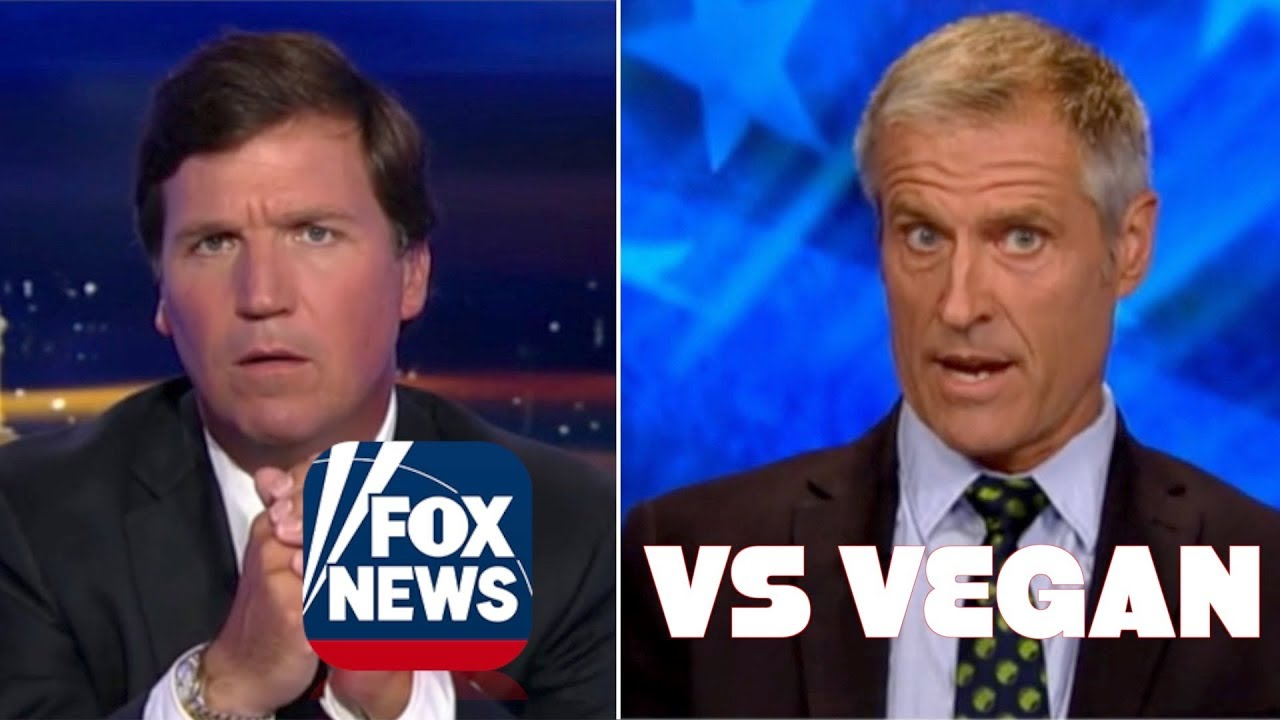 Vegan Schools Tucker Carlson On Fox News Debate