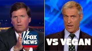 Vegan Schools Tucker Carlson On Fox News Debate