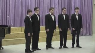 Вокальный ансамбль юношей «Голос»