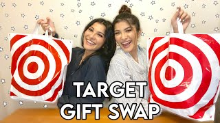 Target Gift Swap Challenge *TWIN EDITION* | Morales Twins