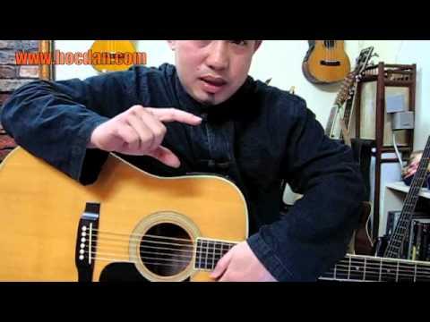 Bài 2 - Guitar đệm hát - Nhịp phách trong đệm hát - Hiếu orion