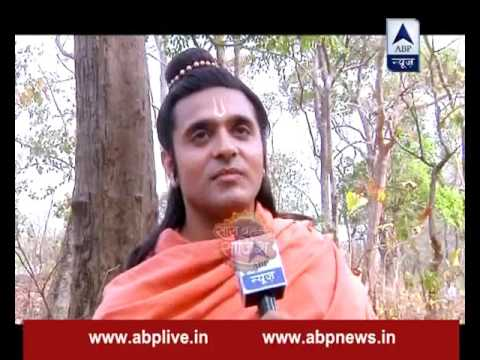 Ashish feels excited while shooting for Ramayana in Mumbai