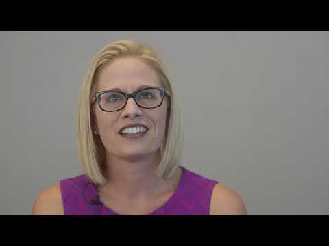 McSally, Sinema talk with us about military action
