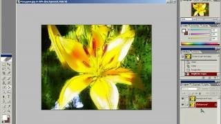 Уроки photoshop - Делаем рамку для фотографии