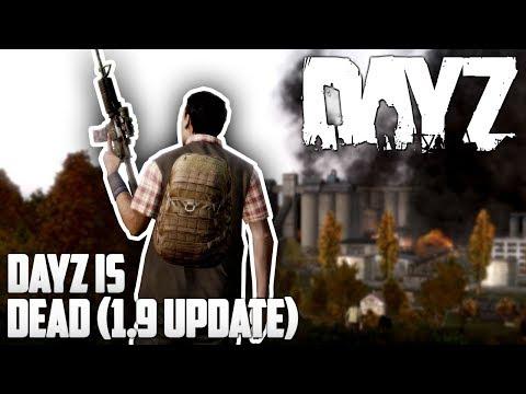 ARMA 2: DayZ Mod — DayZ Mod 1.9 Update (DayZ IS Dead)!