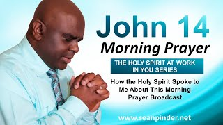 How the HOLY SPÏRIT SPOKE to Me About This Morning Prayer Broadcast