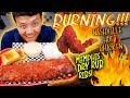BURNING!!! Nashville HOT CHICKEN & Memphis DRY RUB Ribs