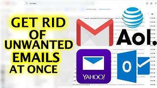 get rid of annoying emails unsubscribe to unwanted emails in one go