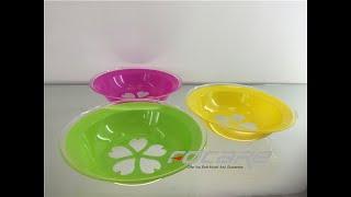 Изготовление пресс-форм для двухцветной тарелки(Изготовление пресс-форм для двухцветной тарелки http://www.china-pressform.com., 2015-09-01T03:23:09.000Z)