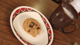 Soft And Chewy Oatmeal Raisin Cookies Recipe - Vegan - Dessert A Day Project #13