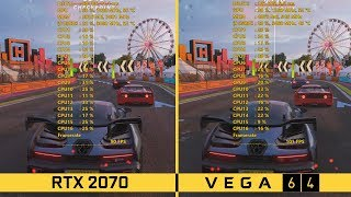 RTX 2070 vs Vega 64 | 3440x1440 ULTRAWIDE - RAW BENCHMARKS