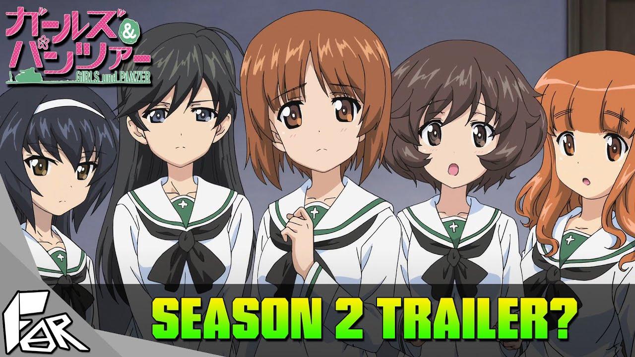 Girl Und Panzer Season 2 Online