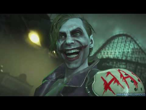 Injustice 2 - Red Hood vs Joker - All Intro Dialogue, Super Moves And Clash Quotes