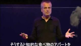 TEDxAmsterdam「ラーニングカーブを共有しよう」ヨリス・ライエンダイク氏(Joris Luyendijk)