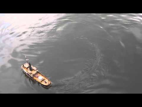 Sansom Rc Tug Boat Conversion 2016