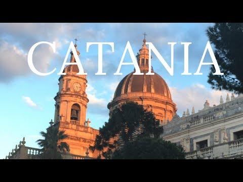 CATANIA City Tour / SICILY / ITALY