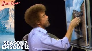 Bob Ross - Grey Winter (Season 7 Episode 11)