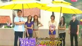 intimate note SNSD 1/4 [eng sub]