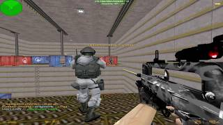 Counter Strike Zombie Escape Mod - Map : ze_blackmesa_v9