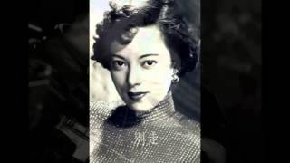 因為戰敗後李香蘭被遣返回日本,當時禁止日本人再踏入中國,所以要跟中...