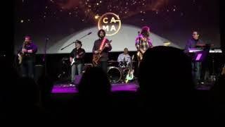 Brian Nahlen Band at Central Arkansas Music Awards