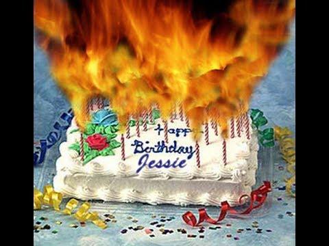 Happy Birthday Jesse Cake