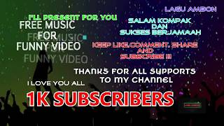 Free music for funny video ( background musik buat video gokil )