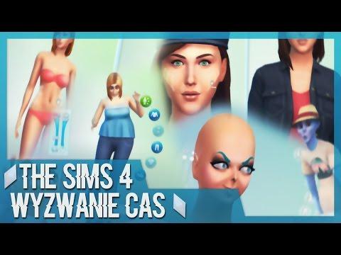 Agnieszka Chylińska | Wyzwanie CAS The Sims 4 - #9 /w Szpadel
