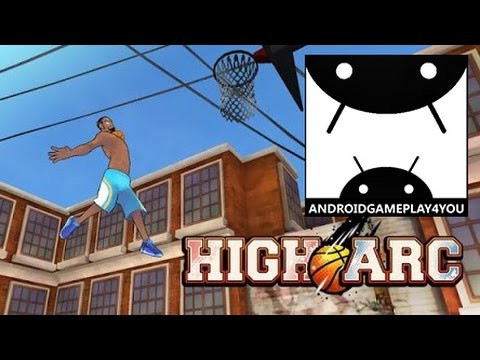 High Arc Android GamePlay Trailer (1080p) (By Kuung Games) [Game For Kids]