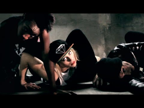 B.o.B - Out of My Mind ft Nicki Minaj - Choreography by Ashley Mouw [Official Dance Video]